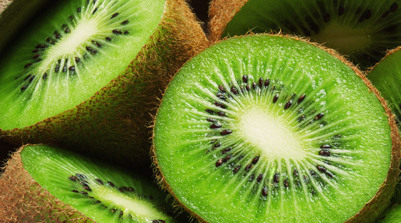 Kiwis are good for weight loss